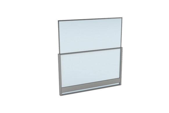 Fenêtre électrique coulissante verticale - ref. Lift Motion