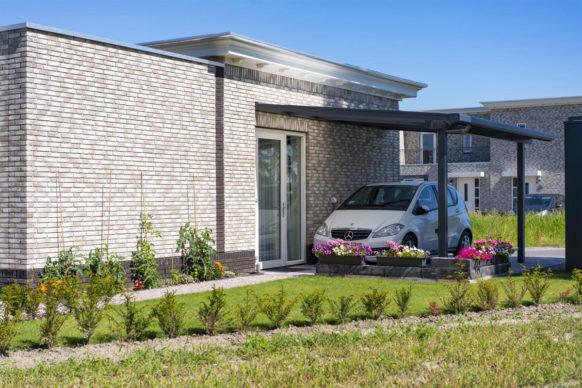 Carport en Aluminium - ref. Bosco